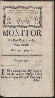 Monitor. R.1782 Nr 97