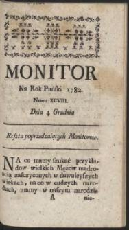 Monitor. R.1782 Nr 98