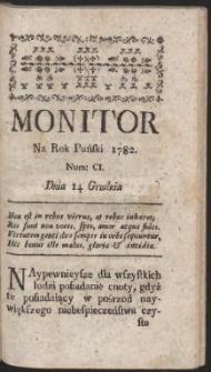 Monitor. R.1782 Nr 101