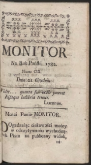 Monitor. R.1782 Nr 103