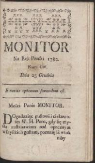 Monitor. R.1782 Nr 104