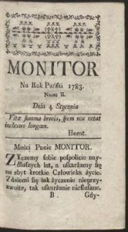 Monitor. R.1783 Nr 2