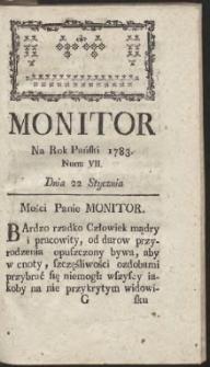 Monitor. R.1783 Nr 7