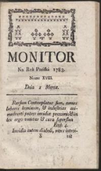 Monitor. R.1783 Nr 18