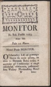Monitor. R.1783 Nr 21