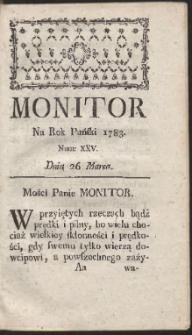 Monitor. R.1783 Nr 25