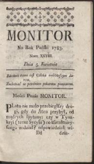 Monitor. R.1783 Nr 28