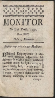 Monitor. R.1783 Nr 29