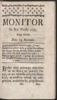 Monitor. R.1783 Nr 32