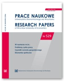 Zmiany na rynkach pracy krajów Europy Środkowo-Wschodniej w kontekście ich konkurencyjności międzynarodowej