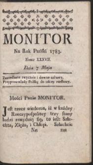 Monitor. R.1783 Nr 37