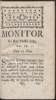 Monitor. R.1783 Nr 40