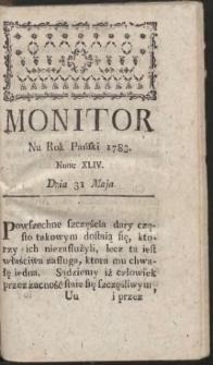 Monitor. R.1783 Nr 44