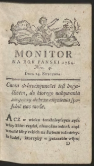 Monitor. R.1784 Nr 4