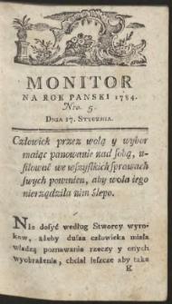 Monitor. R.1784 Nr 5