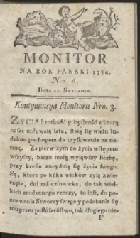 Monitor. R.1784 Nr 6
