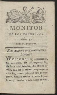 Monitor. R.1784 Nr 9