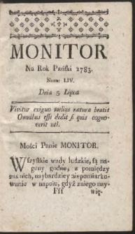 Monitor. R.1783 Nr 54