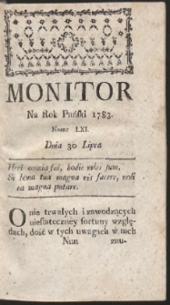 Monitor. R.1783 Nr 61