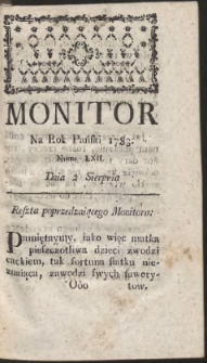 Monitor. R.1783 Nr 62