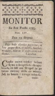 Monitor. R.1783 Nr 65