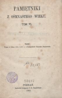 Wojna w Polsce 1770 i 1771 z pamiętników generała Dumourieza