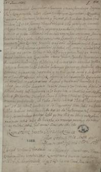 [Akta wójtowskie i radzieckie miasta Grodziska 1746-1756]