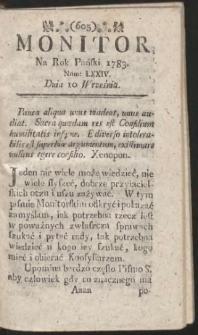Monitor. R.1783 Nr 74