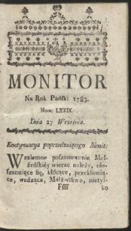 Monitor. R.1783 Nr 79
