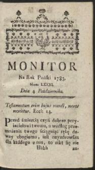 Monitor. R.1783 Nr 81