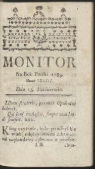 Monitor. R.1783 Nr 84