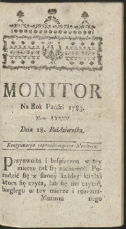 Monitor. R.1783 Nr 85