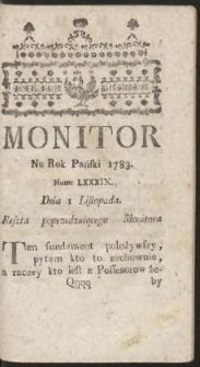 Monitor. R.1783 Nr 89