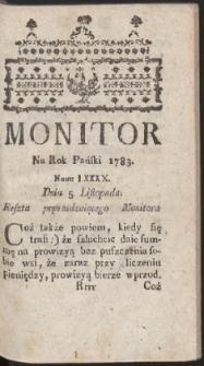 Monitor. R.1783 Nr 90