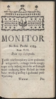 Monitor. R.1783 Nr 93