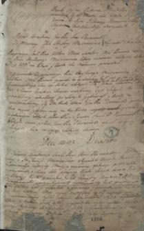 [Akta wójtowskie i radzieckie miasta Stanisławowa 1748-1757]