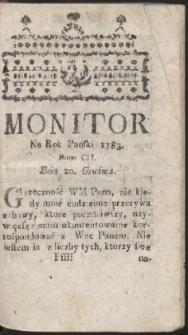 Monitor. R.1783 Nr 102