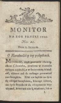 Monitor. R.1784 Nr 11