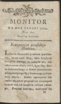Monitor. R.1784 Nr 12