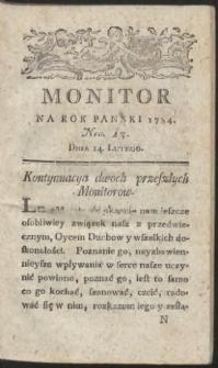Monitor. R.1784 Nr 13