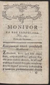 Monitor. R.1784 Nr 14