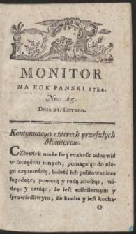 Monitor. R.1784 Nr 15