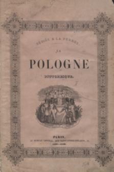 La Pologne historique, littéraire, monumentale et pittoresque, ou Précis historique [...]. Tome deuxième