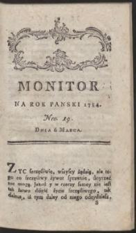 Monitor. R.1784 Nr 19