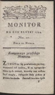 Monitor. R.1784 Nr 20
