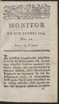 Monitor. R.1784 Nr 21
