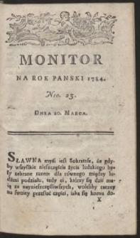 Monitor. R.1784 Nr 23