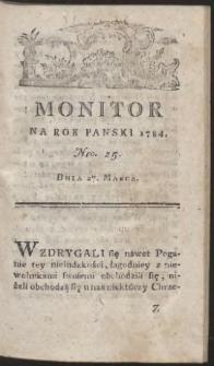 Monitor. R.1784 Nr 25