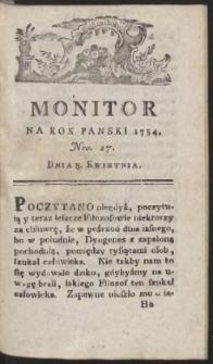 Monitor. R.1784 Nr 27