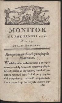 Monitor. R.1784 Nr 29